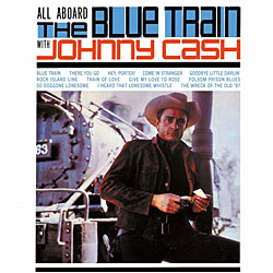 Cover image of All Aboard The Blue Train