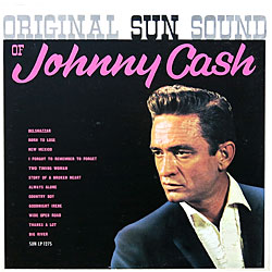 Cover image of Original Sun Sound Of Johnny Cash