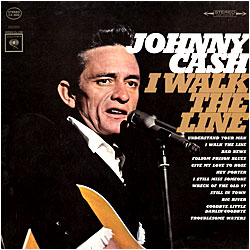 Cover image of I Walk The Line