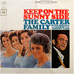 Cover image of Keep On The Sunny Side