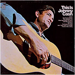 Cover image of This Is Johnny Cash