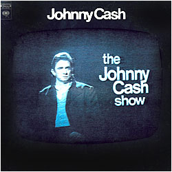The Johnny Cash Show - image of cover