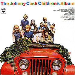 Cover image of The Johnny Cash Children's Album