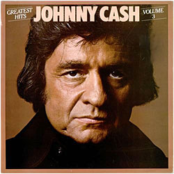 Cover image of Johnny Cash's Greatest Hits 3