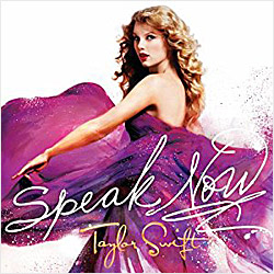 Cover image of Speak Now