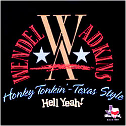 Cover image of Honky Tonkin' Texas Style