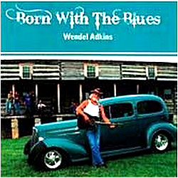 Cover image of Born With The Blues