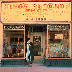 Cover image of King's Record Shop