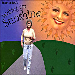 Cover image of Walking On Sunshine