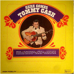 Cover image of Here Comes Tommy Cash