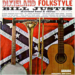 Cover image of Dixieland Folkstyle