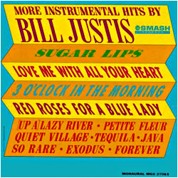 Image of random cover of Bill Justis