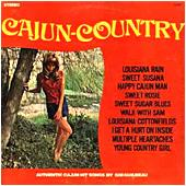Cover image of Cajun Country