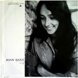 Cover image of Joan Baez 2