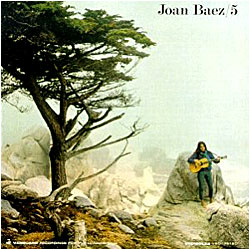 Cover image of Joan Baez 5