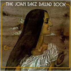 Cover image of The Joan Baez Ballad Book