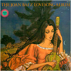 Cover image of The Joan Baez Lovesong Album
