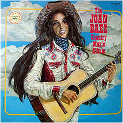 Cover image of The Joan Baez Country Music Album