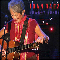 Cover image of Bowery Songs