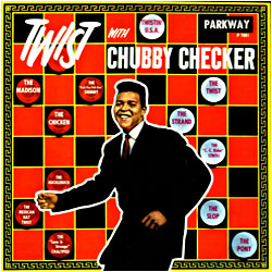 Cover image of Twist With Chubby Checker