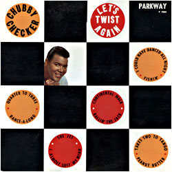 Image of random cover of Chubby Checker