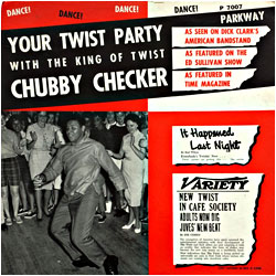 Cover image of Your Twist Party