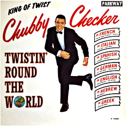 Cover image of Twistin' Round The World