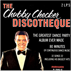 Cover image of The Chubby Checker Discoteque