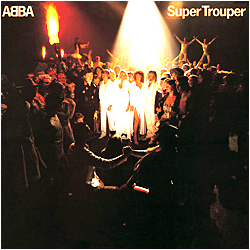 Cover image of Super Trouper