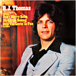 Cover image of B.J. Thomas