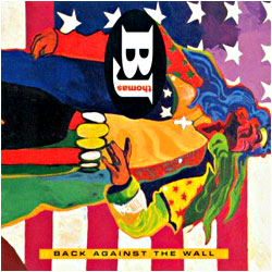 Cover image of Back Against The Wall
