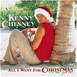 Cover image of All I Want For Christmas Is A Real Good Tan