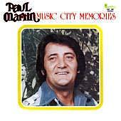Cover image of Music City Memories