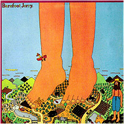 Cover image of Barefoot Jerry