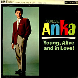 Cover image of Young Alive And In Love
