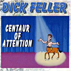 Cover image of Centaur Of Attention