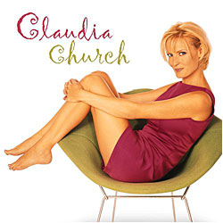 Cover image of Claudia Church