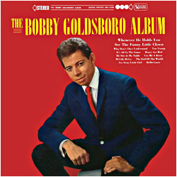 Cover image of The Bobby Goldsboro Album