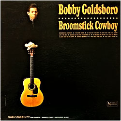 Cover image of Broomstick Cowboy
