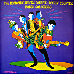 Cover image of The Romantic Wacky Soulful Rockin' Country