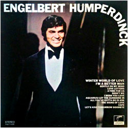 Cover image of Engelbert Humperdinck