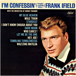 Cover image of I'm Confessin'