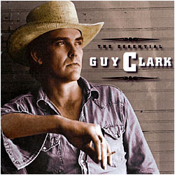 Cover image of The Essential Guy Clark