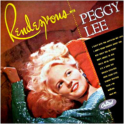 Cover image of Rendezvous With Peggy Lee