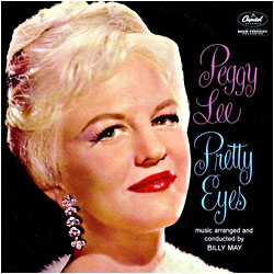 Cover image of Pretty Eyes