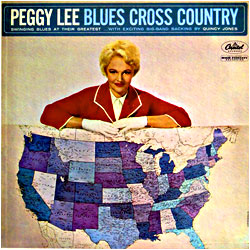 Cover image of Blues Cross Country