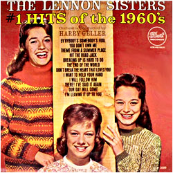 Cover image of No 1 Hits Of The 1960's