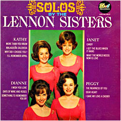 Image of random cover of Lennon Sisters