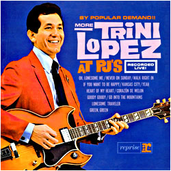 Cover image of More Trini Lopez At PJ's
