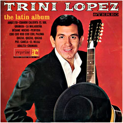 Cover image of The Latin Album